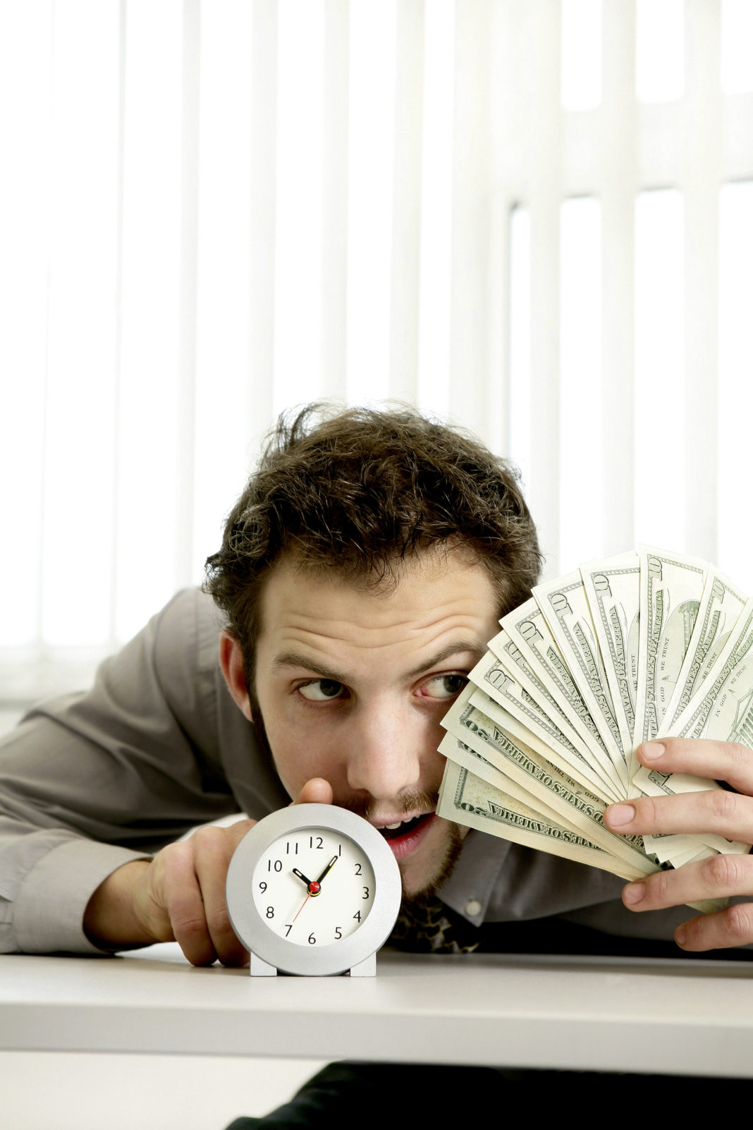 Employee Compensation: Time or Money