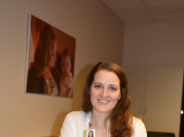 Clinical dietician Rachael Halvorson