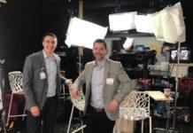 Search Marketing VP Reed Langton-Yanowitz, left