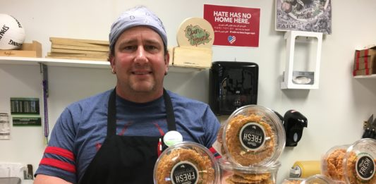 Monte Stoakes, job hopping to his best job